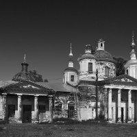 Церковь Воскресения в Ловцах. :: Владимир