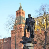 Император Александр Первый. :: Oleg4618 Шутченко