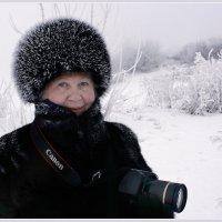 Мой любимый фотограф... :: Александр Хахалкин