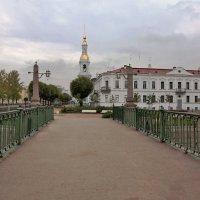 Дорога к храму :: Наталья
