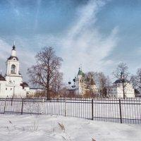Авраамиев-Богоявленский монастырь в Ростове Великом :: Виктор Новиков