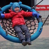 Счастливое детство! :: Марина Беляева