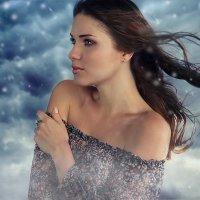 Снег :: Фотохудожник Наталья Смирнова