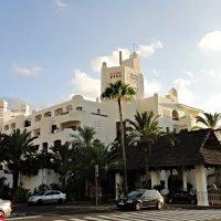 Отель Jardin Tropical 4* («Тропический сад») :: Елена Павлова (Смолова)