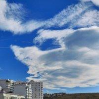 Облако хЫщное :: Валерий Дворников