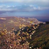 Осень в горах :: Константин Маяков
