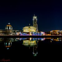 Ночь над рекой... :: Viktor Nogovitsin
