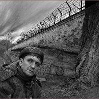 Автопортрет :: Сергей Порфирьев