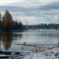Северный Урал. Осень... :: Марат Шарипов