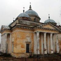 Собор Бориса и Глеба 1820 год :: Наталья Гусева