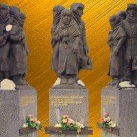 Памятник детям блокадного Ленинграда. :: Валерий Кабаков