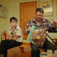 Это коммунизм внучек. :: Валерий Кабаков