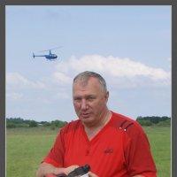 Александр Бессонов, летчик-испытатель вертолетных систем. :: Олег Чернов