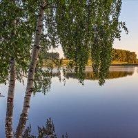 У озера :: Николай Андреев