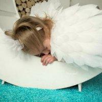 Белые ангелочки :: Анна Журавлева