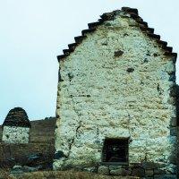 Родовые башни Хамхи Ингушетия :: Андрей Абраменко