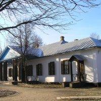 Музей-заповедник Н.В. Гоголя. :: Елена Збрицкая