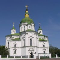 Спасская Церковь в с. Великие Сорочинцы :: Елена Збрицкая