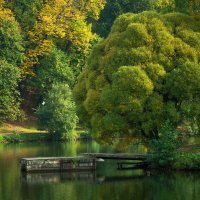 Осенний пейзаж :: Светлана Григорьева