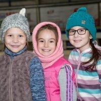 Три девицы... :: Аркадий Шведов