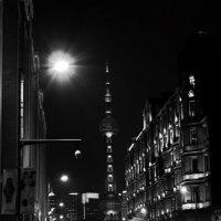 Темная улица :: Полина Калинкина