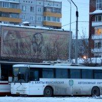 Автовокзал Омска :: Savayr