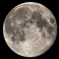 Луна :: Владимир Виттих