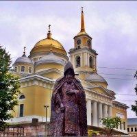 НИЛОВА  ПУСТЫНЬ :: Валерий Викторович РОГАНОВ-АРЫССКИЙ