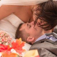 Осенняя свадьба :: Юлия Ковальчук