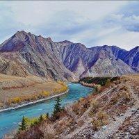 Долина Катуни :: Виктор Четошников