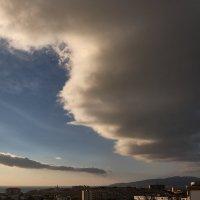 Небеса на закате :: Валерий Дворников