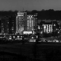 Ночной город :: Константин Филоненко