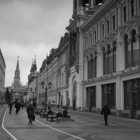 Москва :: Жанна Турлаева