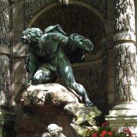 фонтан Медичи,фрагмент :: Olga