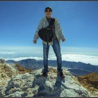 На вершине Тейде. :: Jossif Braschinsky