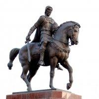 Памятник князю Олегу Рязанскому :: Александр Буянов