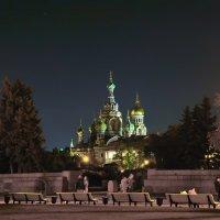 ночной Питер :: Юрий Бичеров