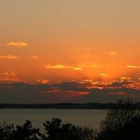 Небо на закате :: Виктор