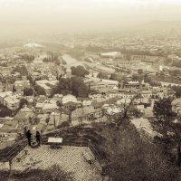 Тбилиси. На смотровой площадке. :: Алексей Окунеев