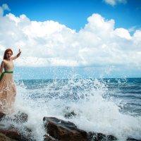 Венера и морская пена :: Татьяна Гордеева