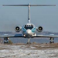 ТУ-134Б-3 :: Андрей Иркутский