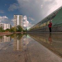 """""""А просто летний дождь прошел, нормальный летний дождь..."""" :: Елена Шторм"""