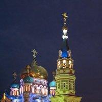 Родной город Омск :: Дмитрий Иванцов