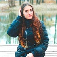 Девушка :: Ирина Торгач