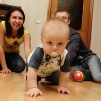 В атаку на фотографа :) :: Мария Разоренова