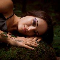 Лесная фея :: Tinatin (Анна) Макарова