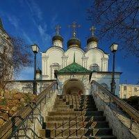 Церковь Святого кн. Владимира в Старых садах :: mila
