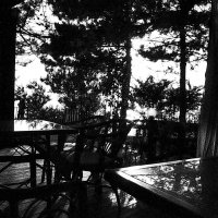 В пустом кафе :: Alexandr Zykov