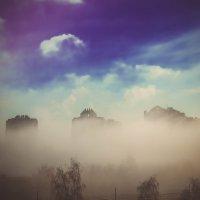 Туман :: Юлия Столярова