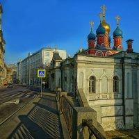 Георгиевская церковь на ул. Варварка :: mila